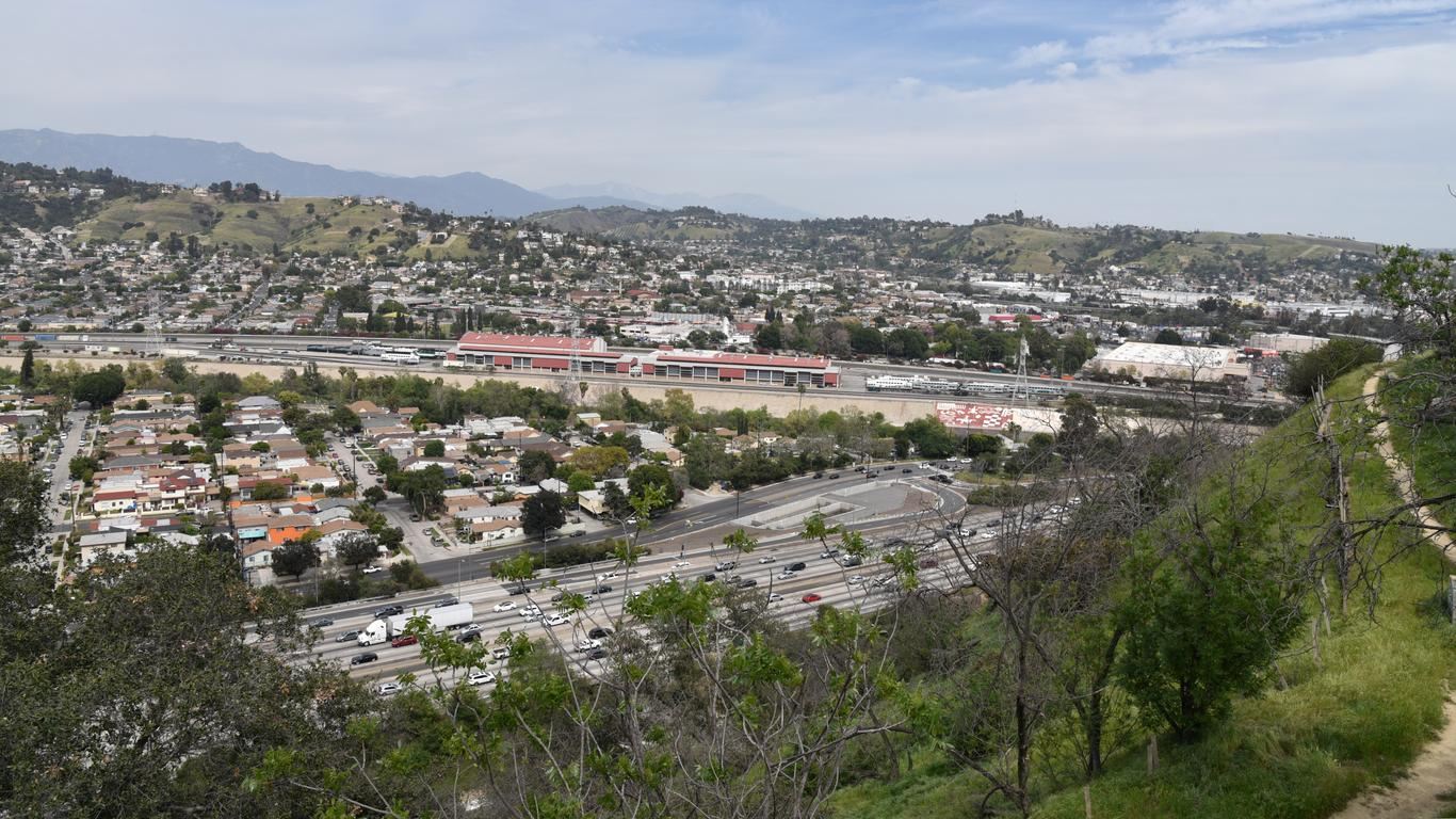East Los Angeles Mașini
