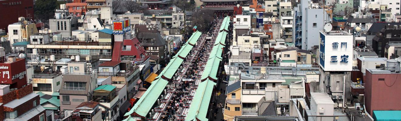 Tokio hotellia