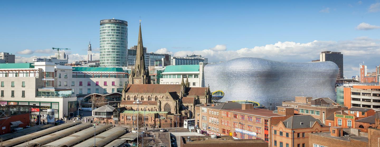 Birmingham Luxury Hotels