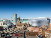 Hoteles en Birmingham