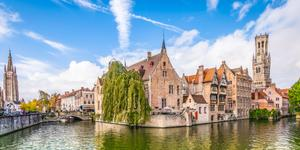 Car Hire in Bruges