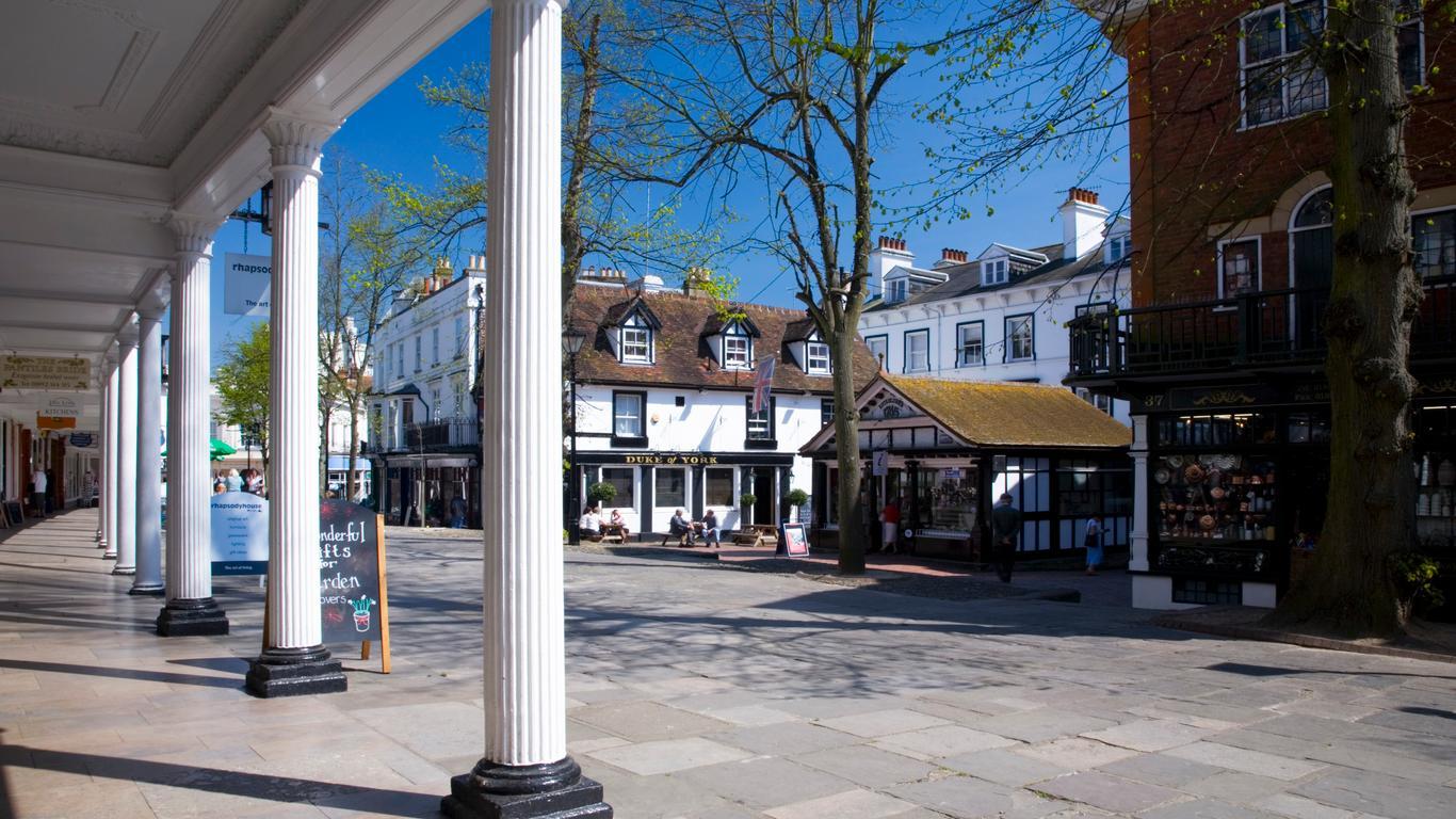 Royal Tunbridge Wells: оренда авто