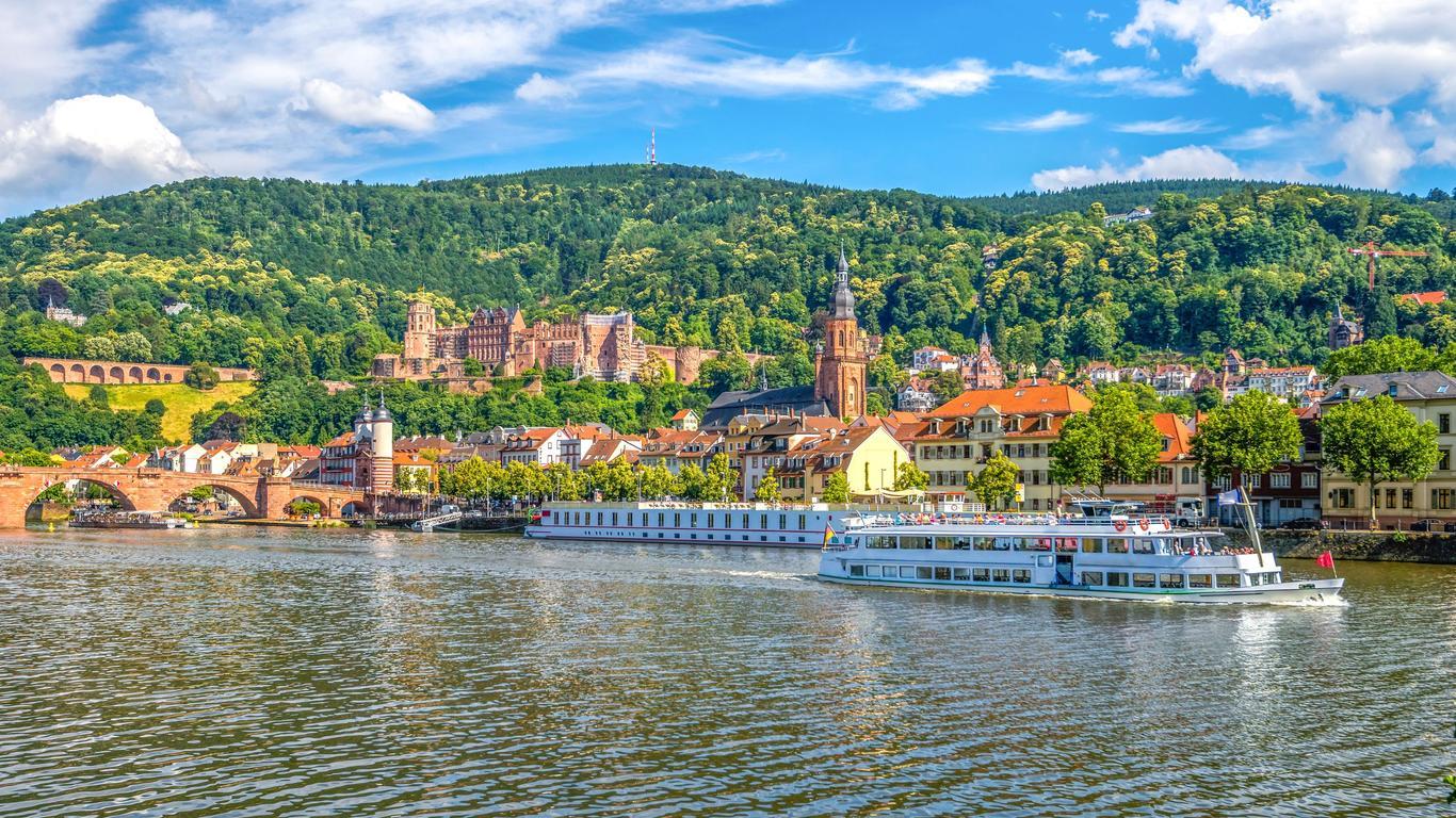 Renta de autos en Heidelberg