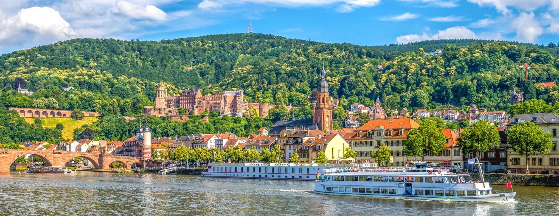 Autonvuokraus Heidelberg