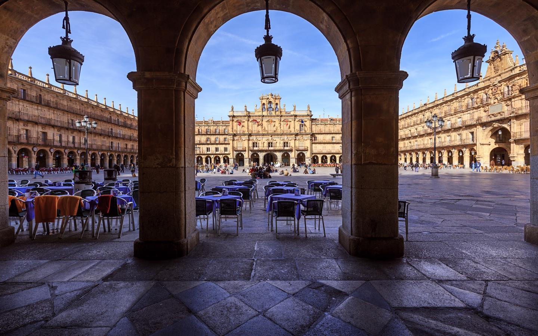 Khách sạn ở Thị trấn Salamanca