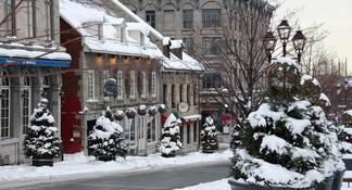 Walking Tour of Old Montreal