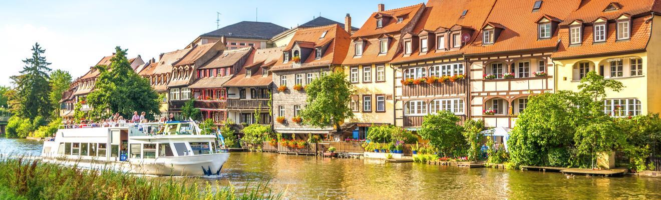 Bamberg hotellia