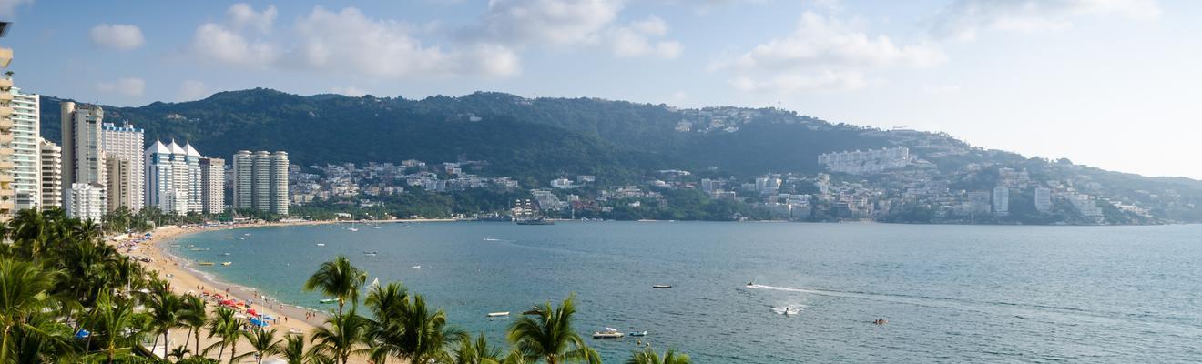 Khách sạn ở Acapulco