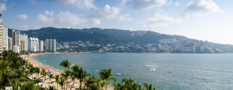 Παραθαλάσσια ξενοδοχεία σε Acapulco
