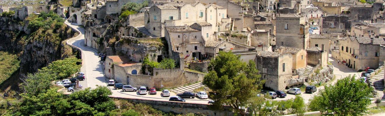 Ξενοδοχεία στην πόλη Matera