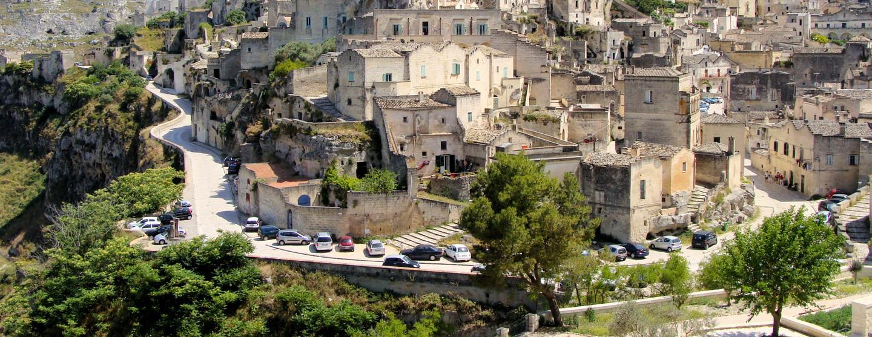 Hôtels de luxe à Matera