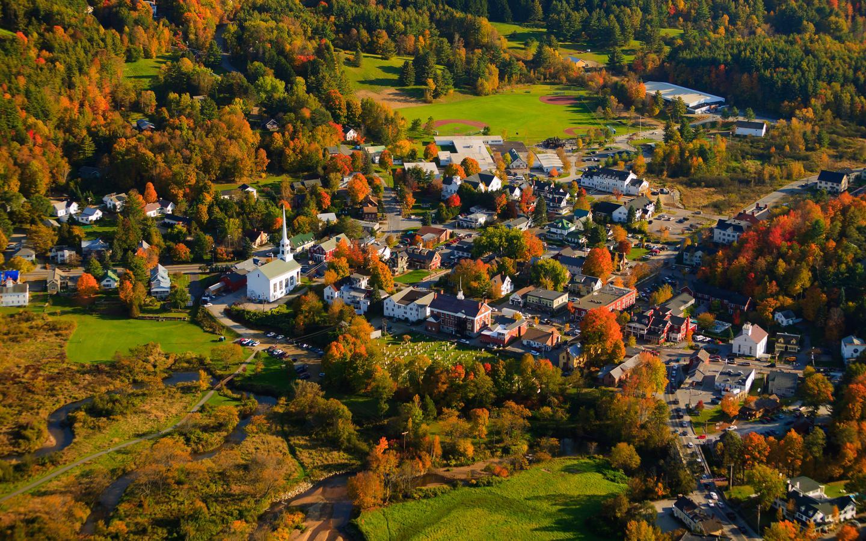 Hoteles en Stowe