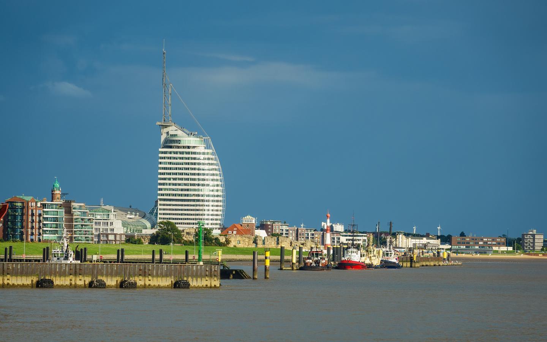 Bremerhaven hotellia