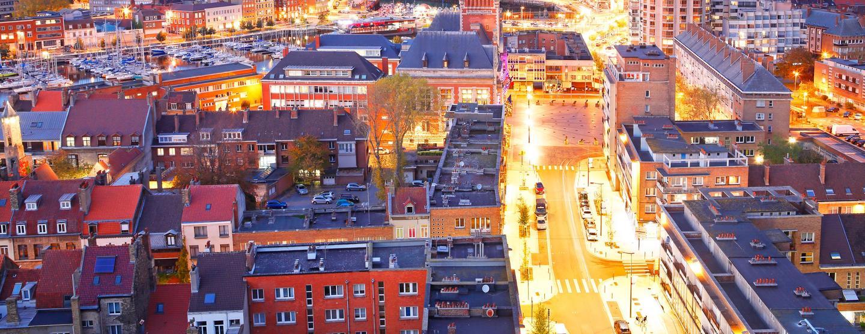 Coches de alquiler en Dunkerque