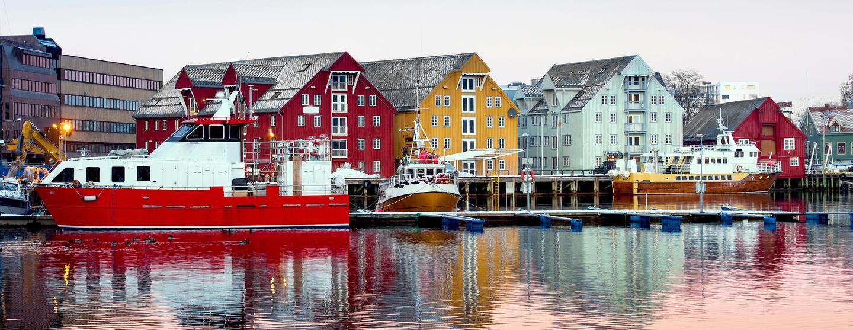 Auto de alquiler en Aeropuerto Tromsø-Langnes
