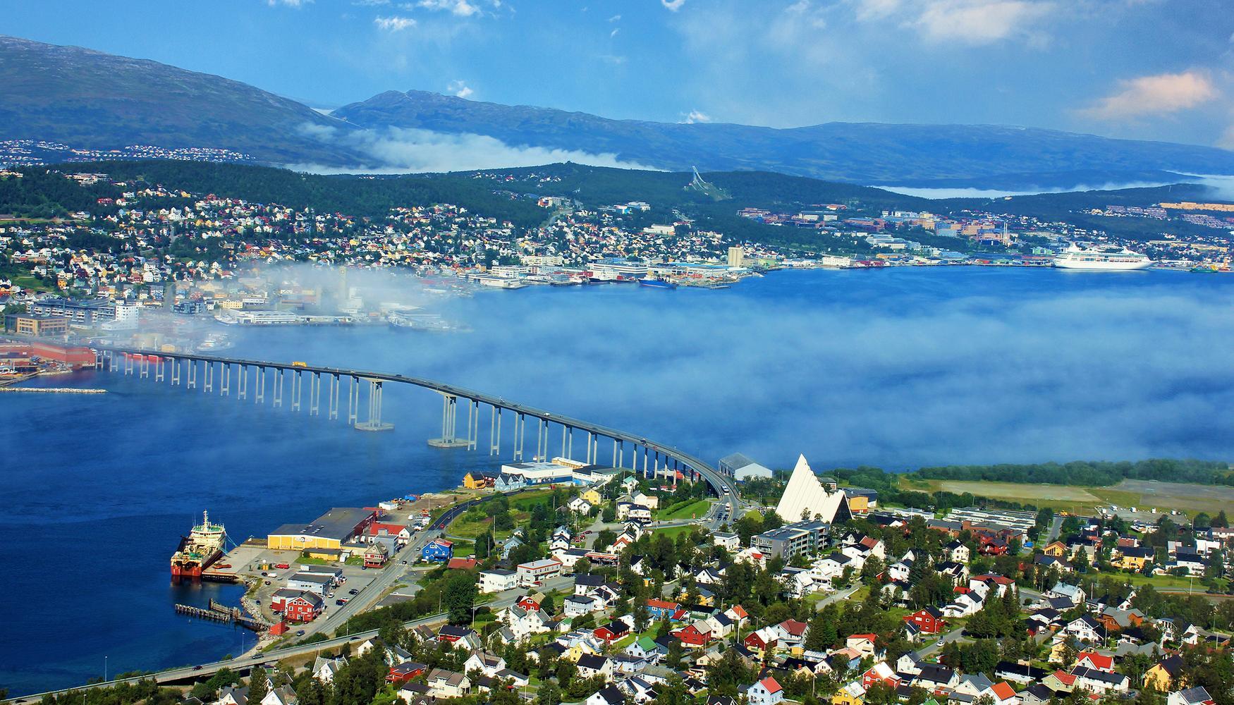 Wynajem samochodów Lotnisko Tromso/Langnes