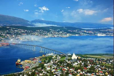 Ξενοδοχεία στην πόλη Tromsø