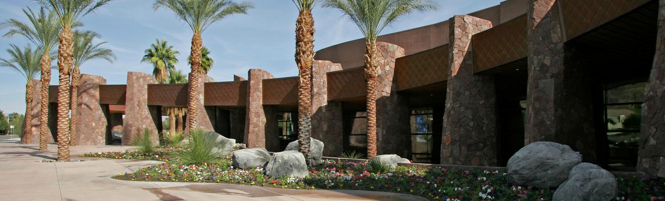 棕櫚泉酒店
