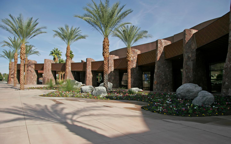 Palm Springs hotellia