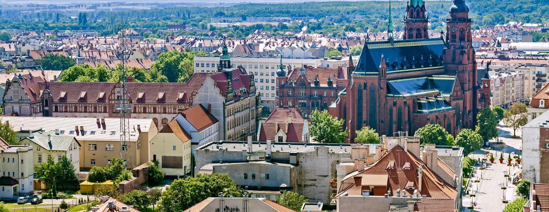 Coches de alquiler en Legnica