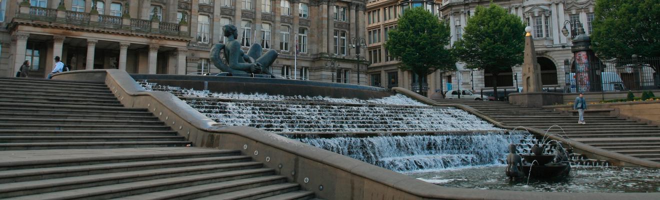Birmingham hotellia