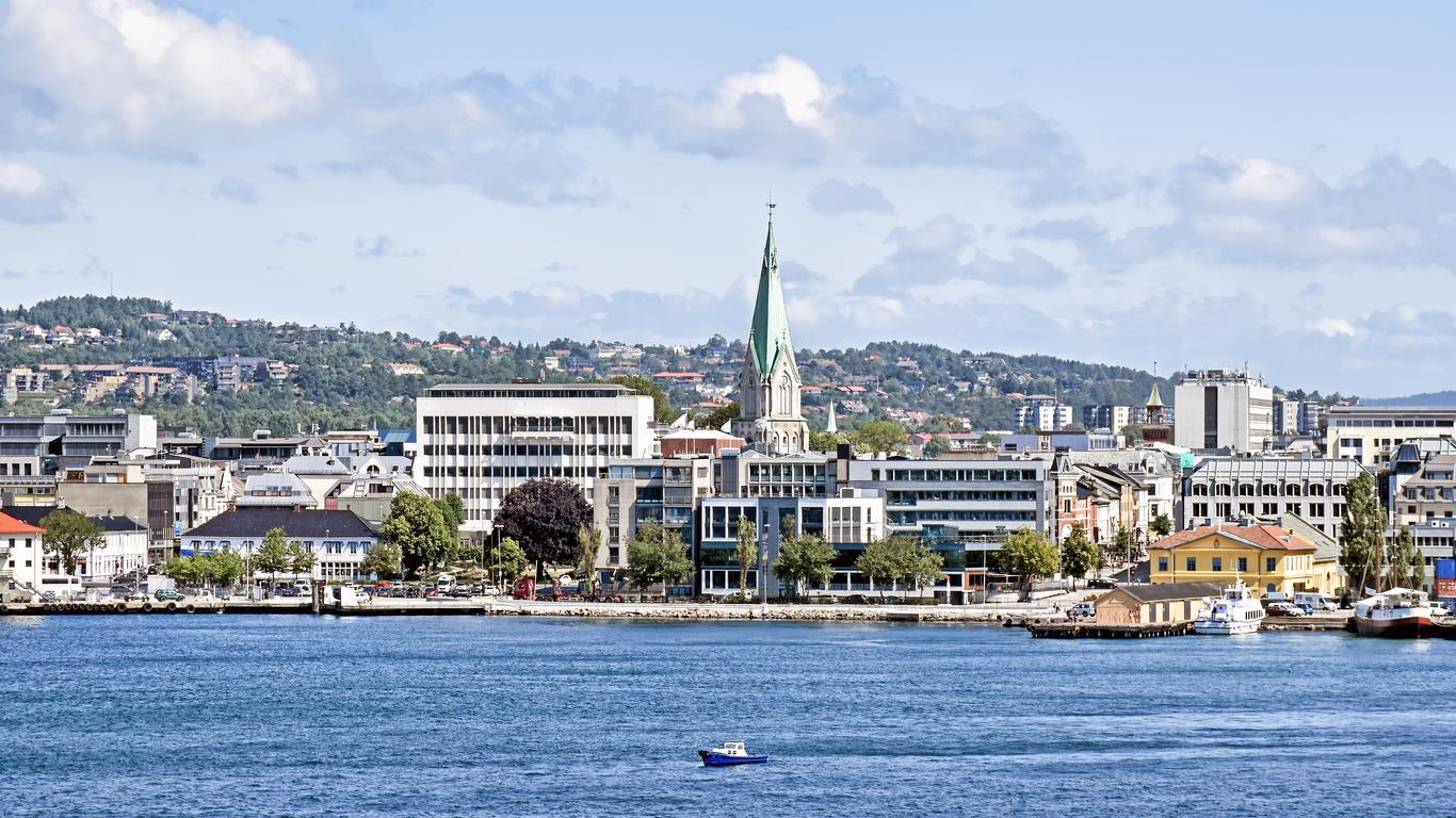 Kristiansand Mașini