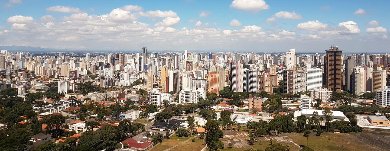 Voitures de location à Curitiba