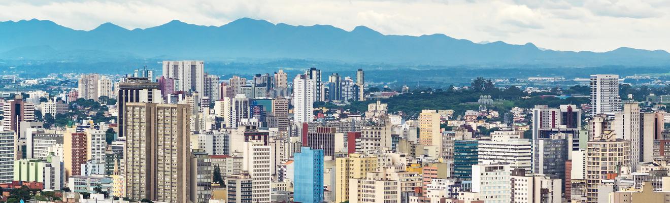 Ξενοδοχεία στην πόλη Curitiba