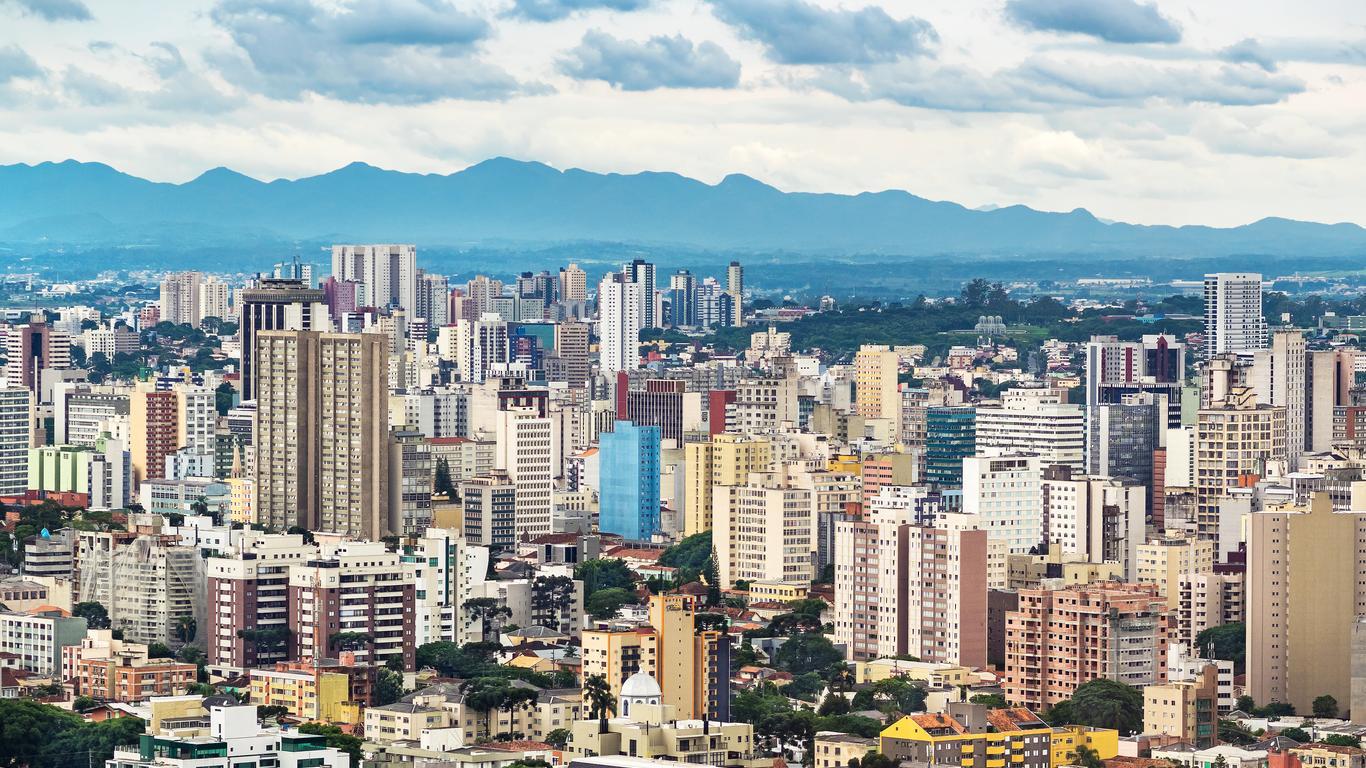Aluguel de carros em Curitiba