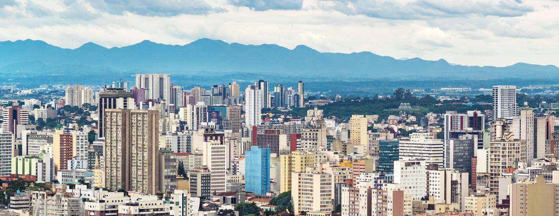 Hotéis de luxo em Curitiba
