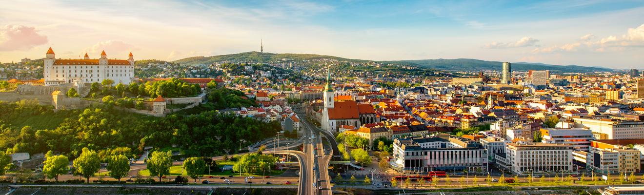 Hotels in Bratislava