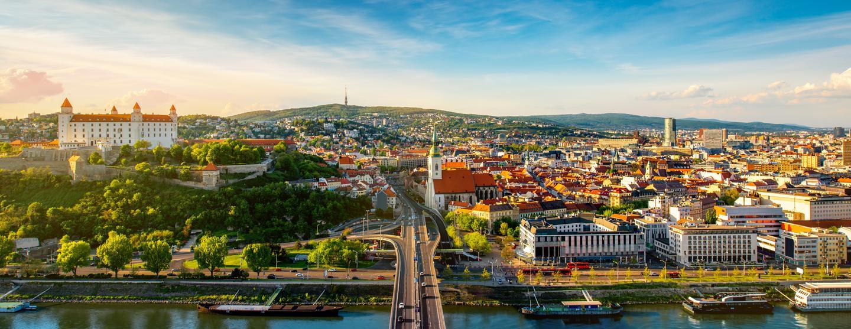 Bratislava kylpylähotellit