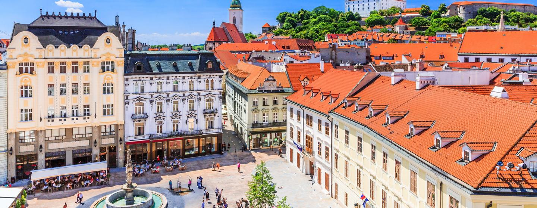 Aluguel de carros - Bratislava