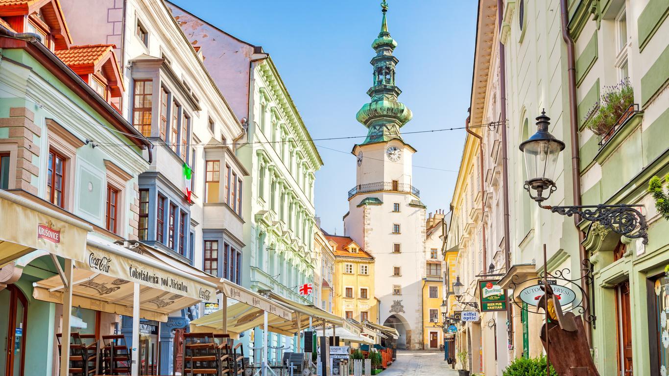 Bratislava car hire