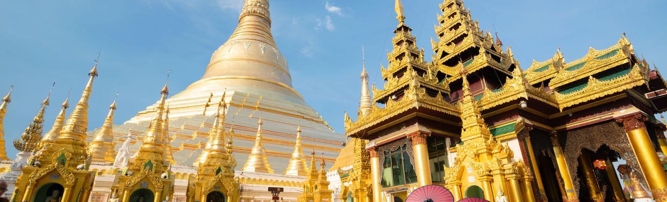 Yangon hotellia