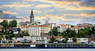 Belgrade Sightseeing Half-Day Trip Old and New Belgrade