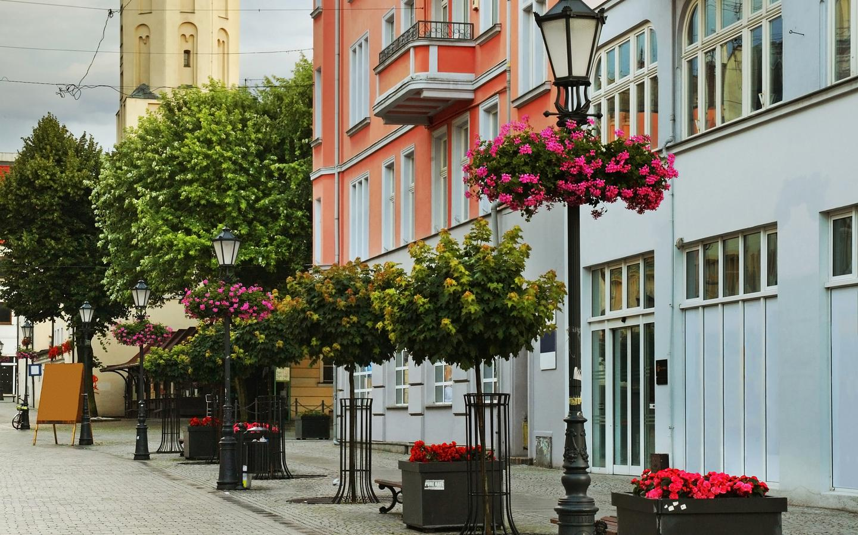 Zielona Góra hotels
