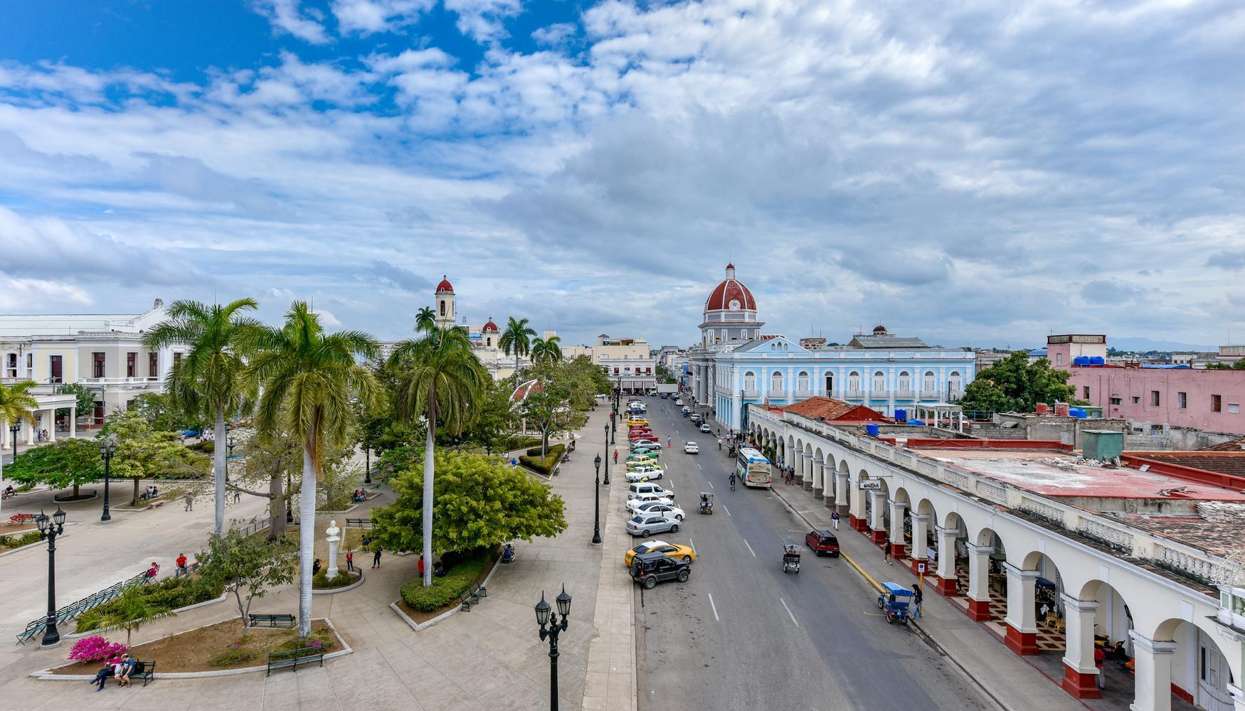 Alquiler de coches en Aeropuerto Cienfuegos