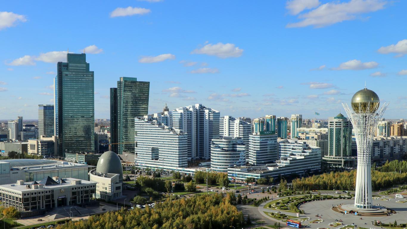 Location de voitures à Nur-Sultan