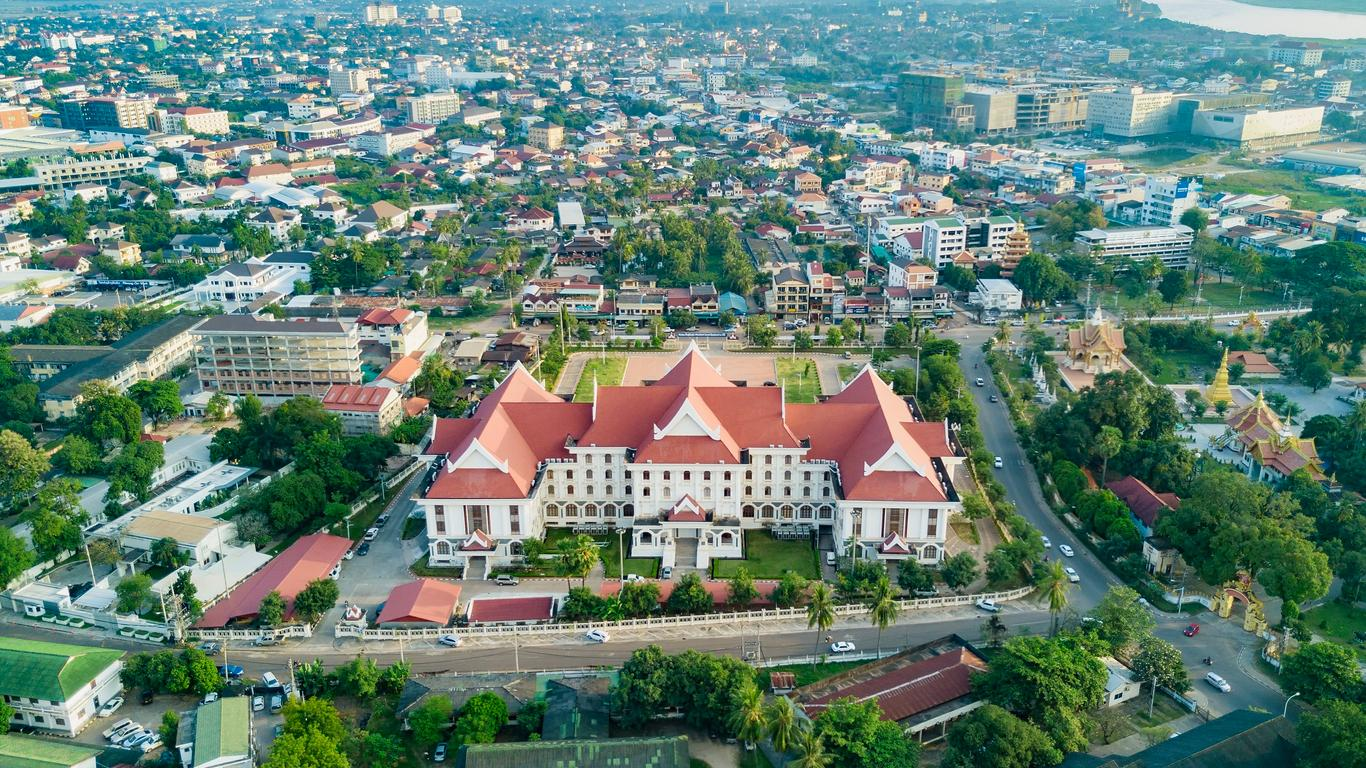 Coches de alquiler en Vientiane