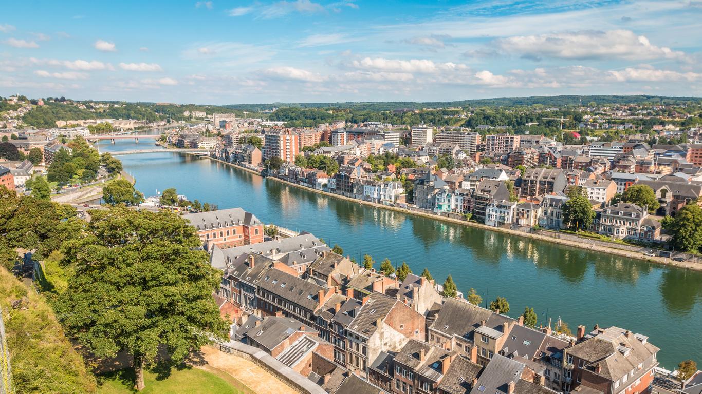 Namur Mașini