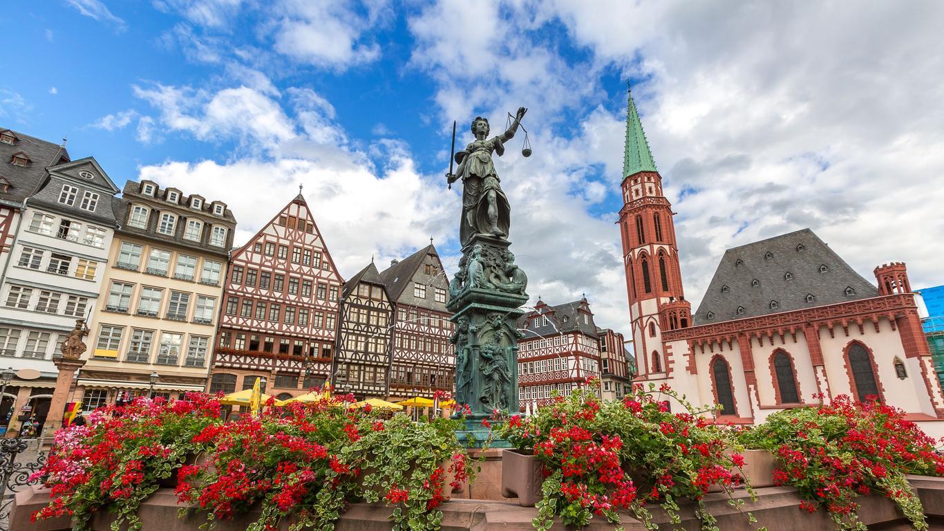 Frankfurt am Main car rentals