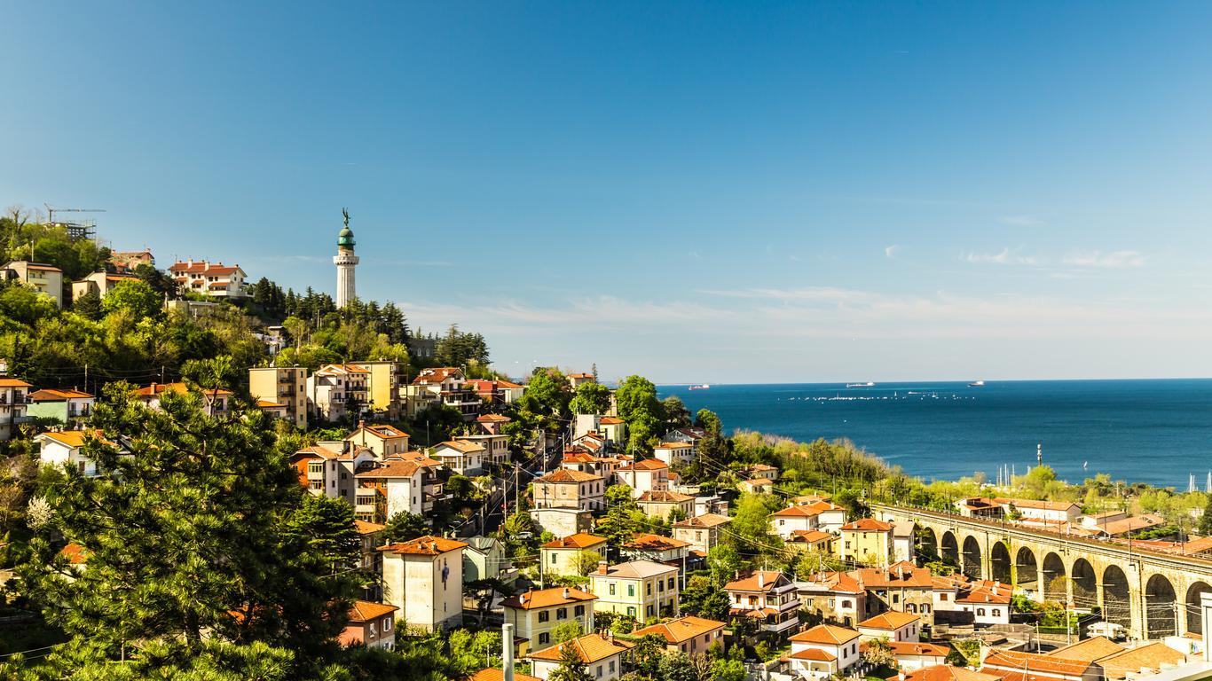 Trieste - Ενοικίαση αυτοκινήτου