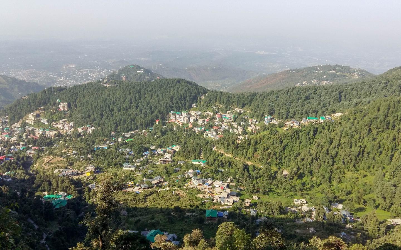 Ξενοδοχεία στην πόλη Dharamsala