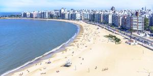 Coches en Montevideo