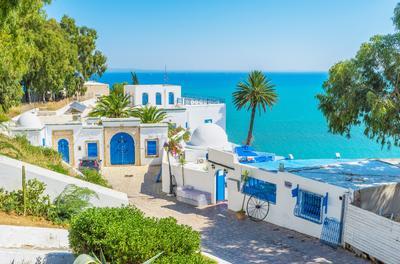 Тунис — отели