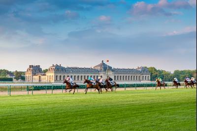 Chantilly hoteles