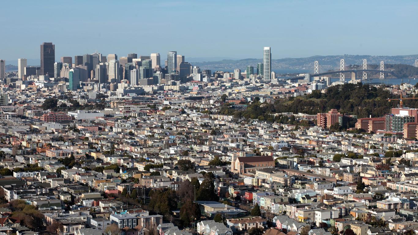 Alquiler de autos en South San Francisco