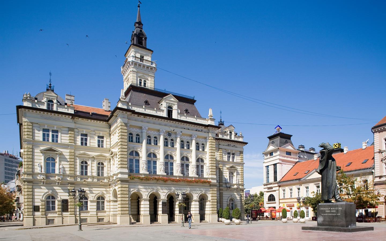 Novi Sad hotellia