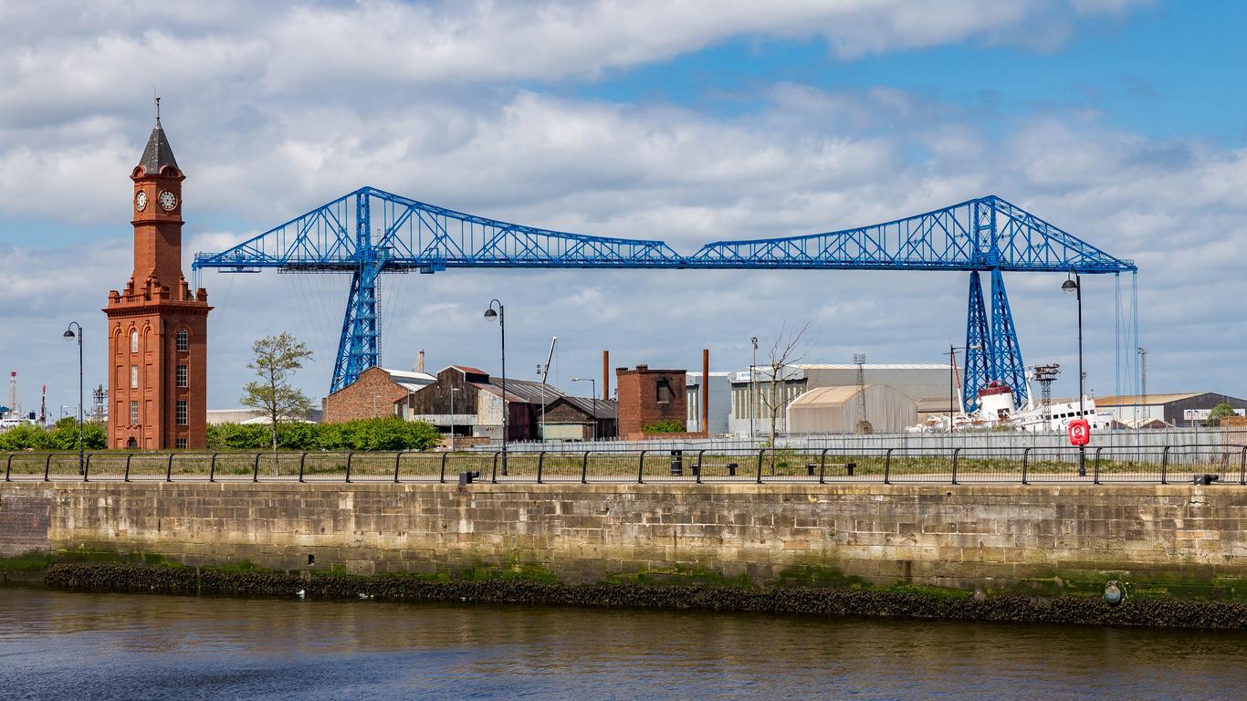 Middlesbrough autoverhuur